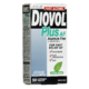Diovol plus Af Aluminum Free Antiacid Anti-Gas Formula Fresh Mint 50 Tablets