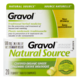 Gravol Natural Source Certified Organic Ginger Antinauseant 20 Filmkote Tablets