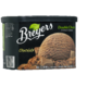 Breyers Double Churn Real Ice Cream Chocolate 1.66L