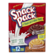 Hunt's Snack Pack Chocolat, Caramel au Beurre 12 Puddings