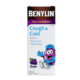 Benylin for Children Cough and Cold Syrup Grape 100mL