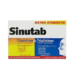 Sinutab Sinus Extra Strength Daytime & Nightitme 24 Caplets