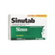 Sinutab Sinus Extra Strength Acetaminophen and Pseudophedrine Hydrocholoride Tablets Usp 24 Caplets