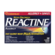 Reactine Allergy + Sinus Non-Drowsy Allergy Cetirizine Hydrochloride and Pseudophedrine Hydrochloride Extended-Release Tablets 30 Extended Release Tablets