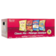 Lay's Classic Mix Assorted Chips Includes 6 x Lays Classic, 4 x Doritos Nacho Cheese Flavour Tortilla Chips, 4 x Ruffles all Dressed Potato Chips, 4 x Cheetos Puffs Cheese Flavoured Snacks - 18 Bags x 28g