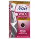 Nair Hair Remover Wax Ready-Strips Legs & Body 40 Wax Strips 4 Finishing Wipes