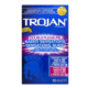 Trojan Double Pleasure Sensations Nues Condoms Latex 10 Condoms