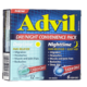 Advil Day/Night Convenience Pack Daytime Pain Reliever Liqui-Gels x 12 Nighttime Pain Reliever + Sleep Aid Liqui-Gels x 6