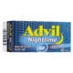 Advil Nighttime Pain Reliever Sleep Aid Liqui-Gels 40 Capsules