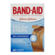 BAND-AID Waterproof Tough Strips Bandages 20 Bandages