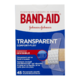 BAND-AID Clear Strips Comfort-Flex Invisible Protection 45 Bandages