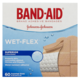 BAND-AID Wet-Flex Bandages 60 Bandages