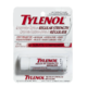 Tylenol Regular Strength Acetaminophen 325mg x 12 Tablets