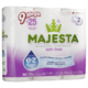 Majesta Bathroom Tissue 9 Mega Rolls