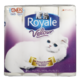 Royale Velour Bathroom Tissue 16 Double Rolls