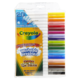 Crayola Washable Super Tips Fine Line Markers 20 Markers