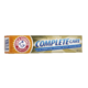 Arm & Hammer Complete Care all in one Gel all in one Gel Low Abrasion Toothpaste with Sodium Fluoride 120mL