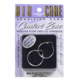 Bio Care Comfort Zone Earrings for Sensitive Ears Sterling Silver Hoop with Jump