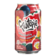 Fruitopia Real Fruit Beverage Strawberry Passion Awareness 341mL