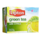 Lipton Green Tea Natural Flavours with Citrus 12 Cans x 355mL