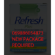 Refresh plus Lubricant Eye Drops 30 x 0.4mL