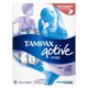 Tampax Pearl Active Lites Light Unscented Tampons 18 Tampons