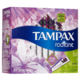 Tampax Radiant Plastic Tampons Super Absorbency 32 Tampons