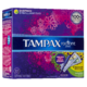 Tampax Radiant Plastic Tampones Emballage Duo 32 Tampones