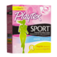 Playtex Sport Plastic Tampons Regular Unscented 18 Tampons