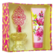 Betsey Johnson Gift Set with Eau de Parfum 100mL and Body Lotion 200mL