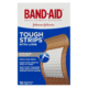 BAND-AID Tough Strips Extra Large Durable Protection Bandages 10 Bandages