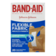 BAND-AID Flexible Fabric Knuckle & Fingertip Bandages 20 Bandages