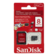 Sandisk 8Gb Microsdhc Card with Adapter