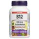 Webber Naturals Vitamin B12 Cherry 500mcg x 120 Tablets