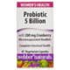 Webber Naturals Women's Health Probiotic 5 Billion with 200 mg Cranberry 45 Vegetarian Capsules