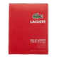 Lacoste Eau de Lacoste L.12.12 Eau de Toilette Natural Spray Rouge Pour Homme 100 mL