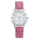 Precision Ladies Watch With  Pink Strap