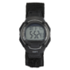 Precision Men'S Black Digital With Nylon Sport Fast Wrap