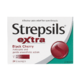 Strepsils Extra Lozenges Black Cherry 24 Lozenges