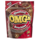Omg's Milk Chocolate Graham Clusters 135g