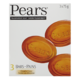 Pears Transparent Soap 3 Bars x 75 g