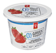 President's Choice Strawberry Fruit on the Bottom 0% M.F. Greek Yogurt