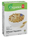 PC Organics Wheat Squares Cereal